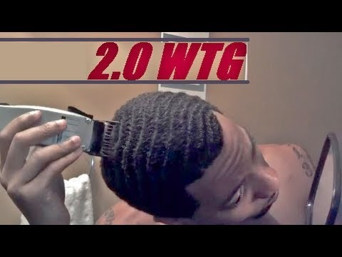 How To Cut Number 2 Guard WTG Waves Caesar Haircut