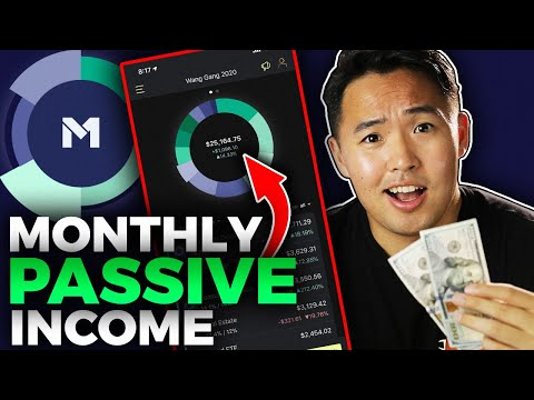 Dividend Investing on M1 Finance 2020 (Monthly Passive Income)