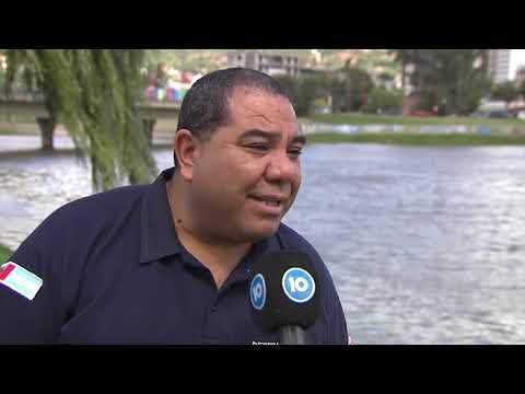 """""""Máxima precaución"""" por la crecida de los ríos serranos"""
