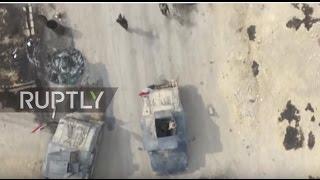 ISIL pred konačnim slomom: Iračka vojska ušla je u Mosul