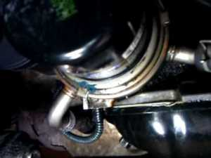 Maxima Oil Cooler Leak  YouTube