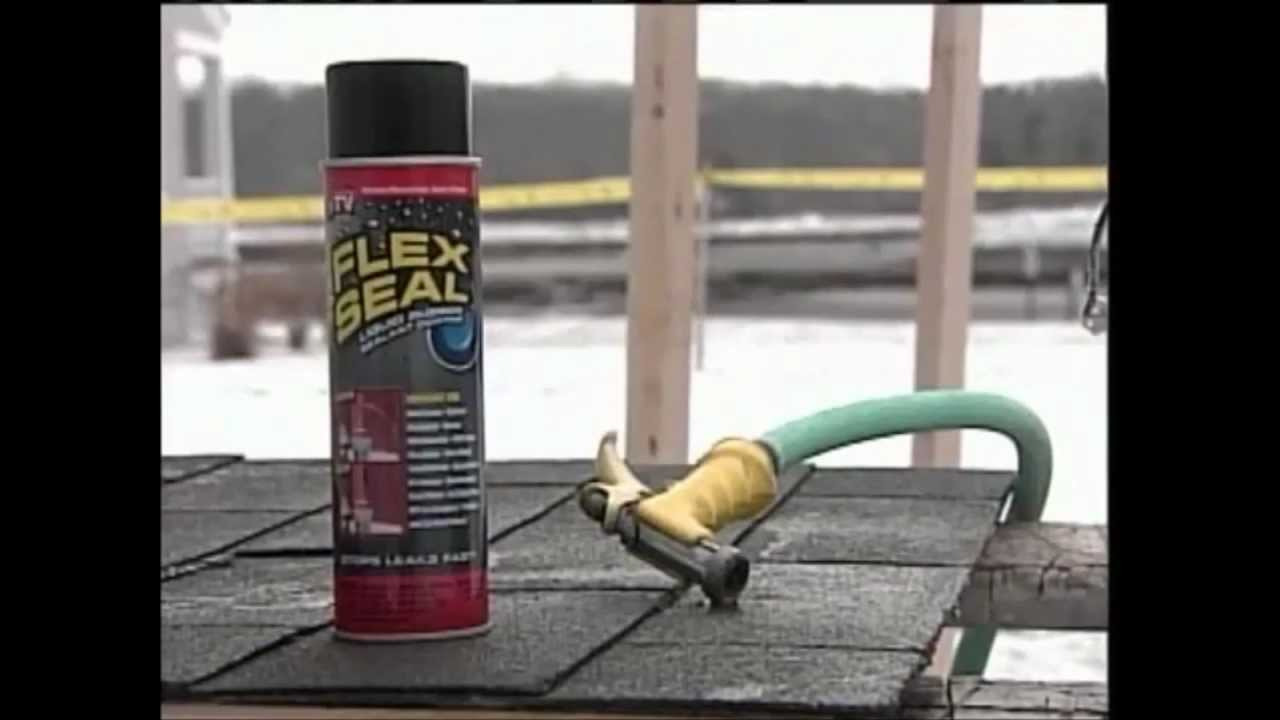 Flex Seal Review Does It Work YouTube