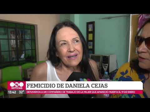 Detuvieron a un hombre de 48 años por el femicidio de Daniela Cejas