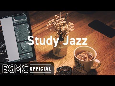 Study Jazz: Coffee Shop Music Ambience - Beautiful Jazz Music - Study Music