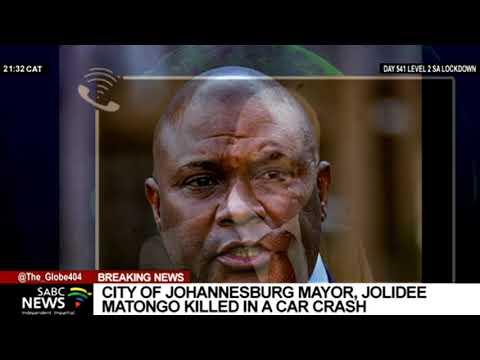 R.I.P Jolidee Matongo I Samkele Maseko updates on the mayors' death