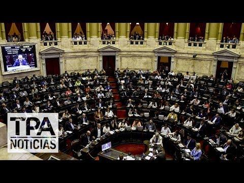 Diputados inicia el debate de la reforma ante el alerta de más renuncias de jueces | #TPANoticias