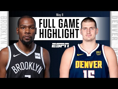 Brooklyn Nets at Denver Nuggets   Full Game Highlights