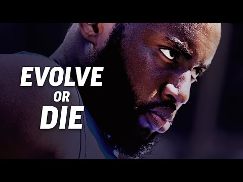 EVOLVE OR DIE - Powerful Motivational Speech Video (Featuring Marcus Taylor)