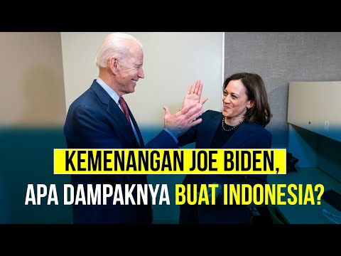 Kemenangan Joe Biden, Apa Dampaknya Buat Indonesia?