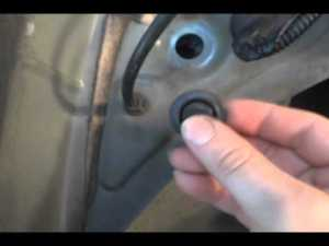 Honda Pilot water leak on passenger floor or driver's floor (wire harness)  YouTube
