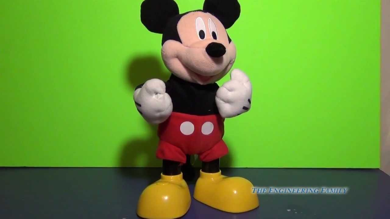 MICKEY MOUSE CLUBHOUSE Disney Junior Mickey Hot Dog Dancer