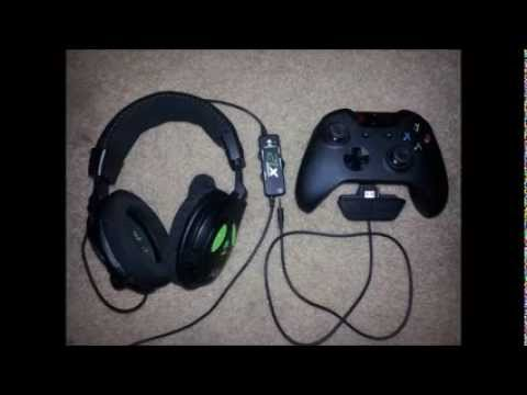 How To Use Current Turtle Beach Headset With Xbox One