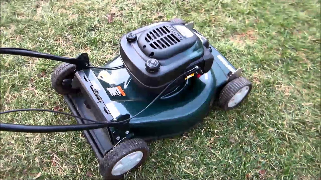 Sears Craftsman 22 Lawn Mower 6 75 Eager 1 Engine