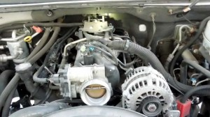 2004 GMC Yukon XL 1500 53L Manifold Absolute Pressure MAP