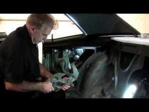 1967 Firebird Camaro Quarter Glass Installation By Scared