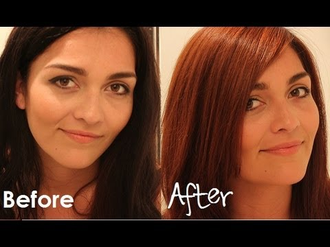 How To Hair Color Removal NO DAMAGE YouTube