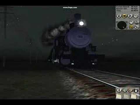 Trainz Casey Jones Wreck YouTube