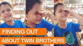 Dječak je saznao da će postati brat, a njegova reakcija je prekrasna!