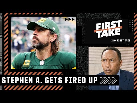 Stephen A. gets FIRED UP defending the Green Bay Packers   First Take