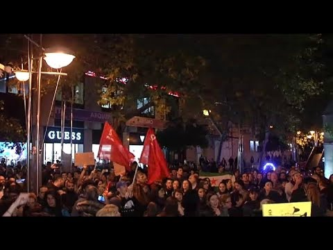 """Vox considera que las manifestaciones son """"intolerables"""""""