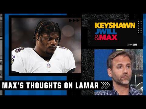 Lamar Jackson has 'gotta beat the Chiefs' - Max explains how Lamar can take the next step   KJM