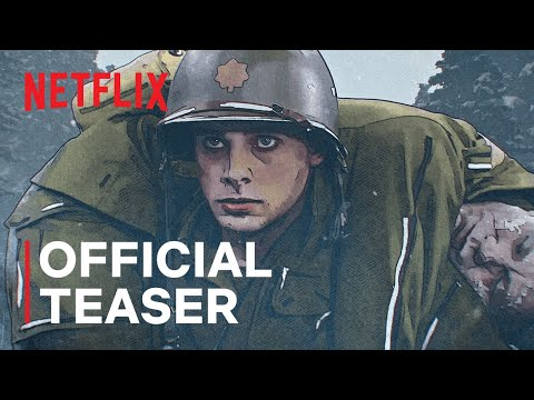 The Liberator | Teaser Trailer | Netflix