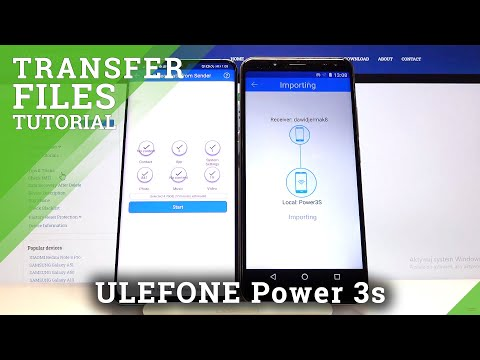 How to Copy All Data from Ulefone Power 3s to New Android Device – CLONEit App Video Guide