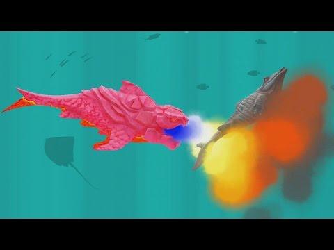Hungry Shark Evolution Pyro Shark Android Gameplay #22