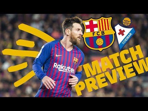 Preview | #BarçaEibar J19  2018/2019