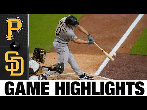 Pirates vs. Padres Game Highlights (5/4/21) | MLB Highlights