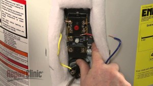Water Heater Upper Thermostat Replacement – AO Smith
