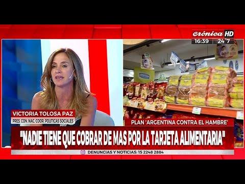 Todo sobre el plan argentina contra el hambre