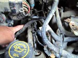 1998 54L V8 F150 PCV Line Vacuum Leak  Also, need some