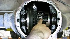 GM locking differential  how it works  YouTube