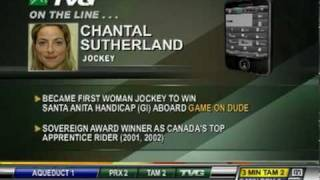 All Comments On Chantel Sutherland Interview On Tvg After
