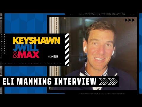 Eli Manning shares his expectations for Saquon, Daniel Jones and the New York Giants | KJM