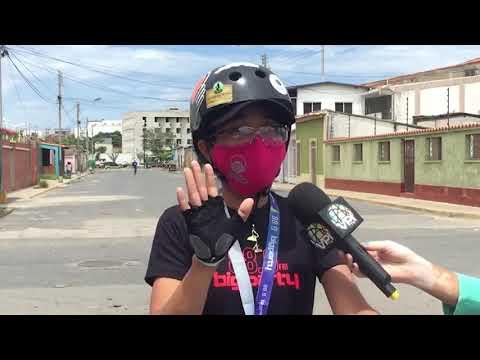 Especial Sucre - incrementa movilidad en bicicletas - VPItv
