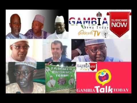 GAMBIA TODAY TALK 16TH SEPTEMBER 2021