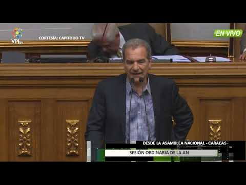 Venezuela- Asamblea Nacional debatió el embargo de ConocoPhillips a Pdvsa -VPItv