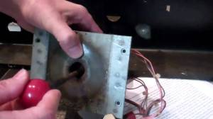 Removal of the MS Pacman joystick and upgrading the control panel  Video 1  YouTube