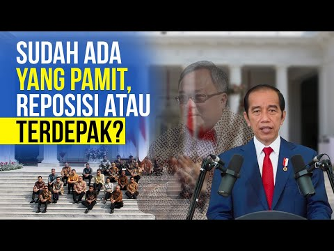 Menanti Reshuffle Kabinet Presiden Jokowi