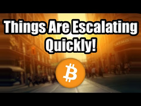 Things Are Escalating Quickly for Bitcoin & Cryptocurrency in the United States, China, and UK!!