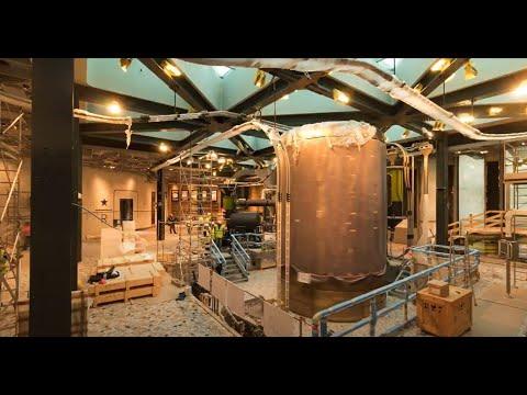 Starbucks Reserve Roastery Milano: Construction Time-Lapse