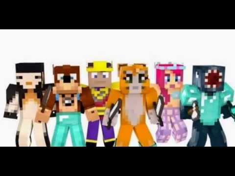 My Slideshow About Stampy And His Whole Gang YouTube