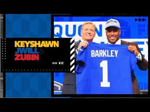 Should the Giants regret drafting Saquon Barkley? KJZ debates