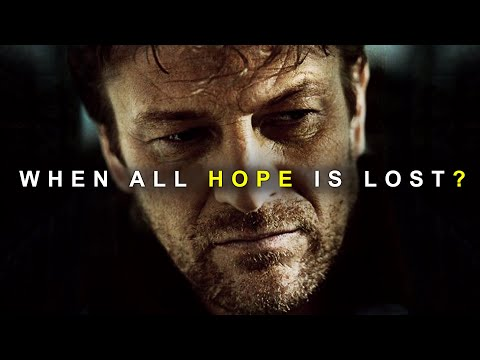 WHEN ALL HOPE IS LOST - Must Hear *powerful* Inspirational Speech