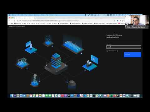 Maximo Application Suite Core UI Overview