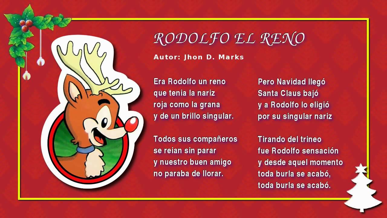 Miss Rossi 06 Rodolfo El Reno Villancicos Navideos