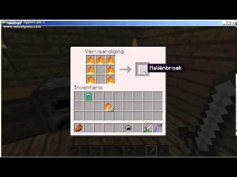 Minecraft Hoe Maak Je Chain Armor YouTube