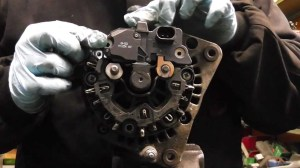 VW Audi Seat Skoda,alternator not charging diagnose and repair PART1  YouTube